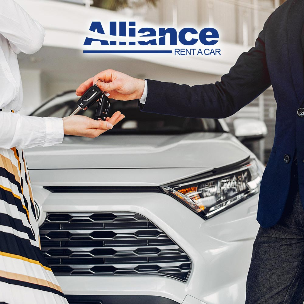 creation site alliance rent a car