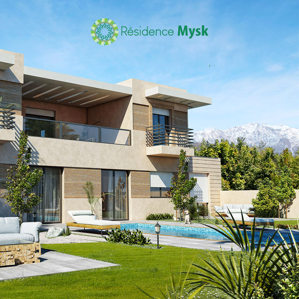 creation site internet residence mysk