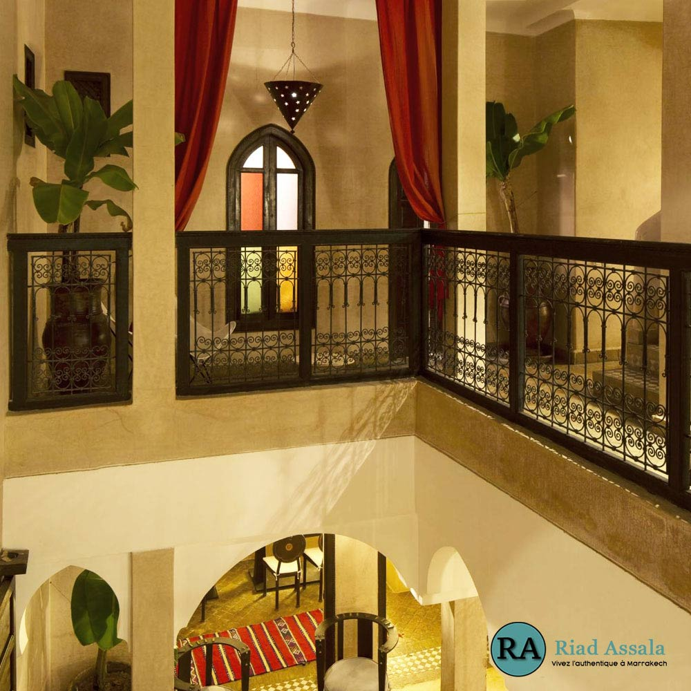 creation site internet riad assala marrakech