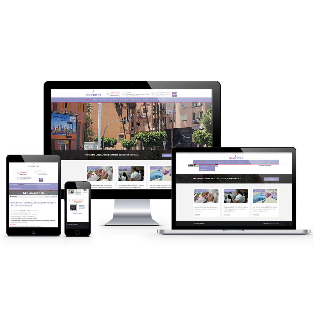 laboratoir marrakech webdesign