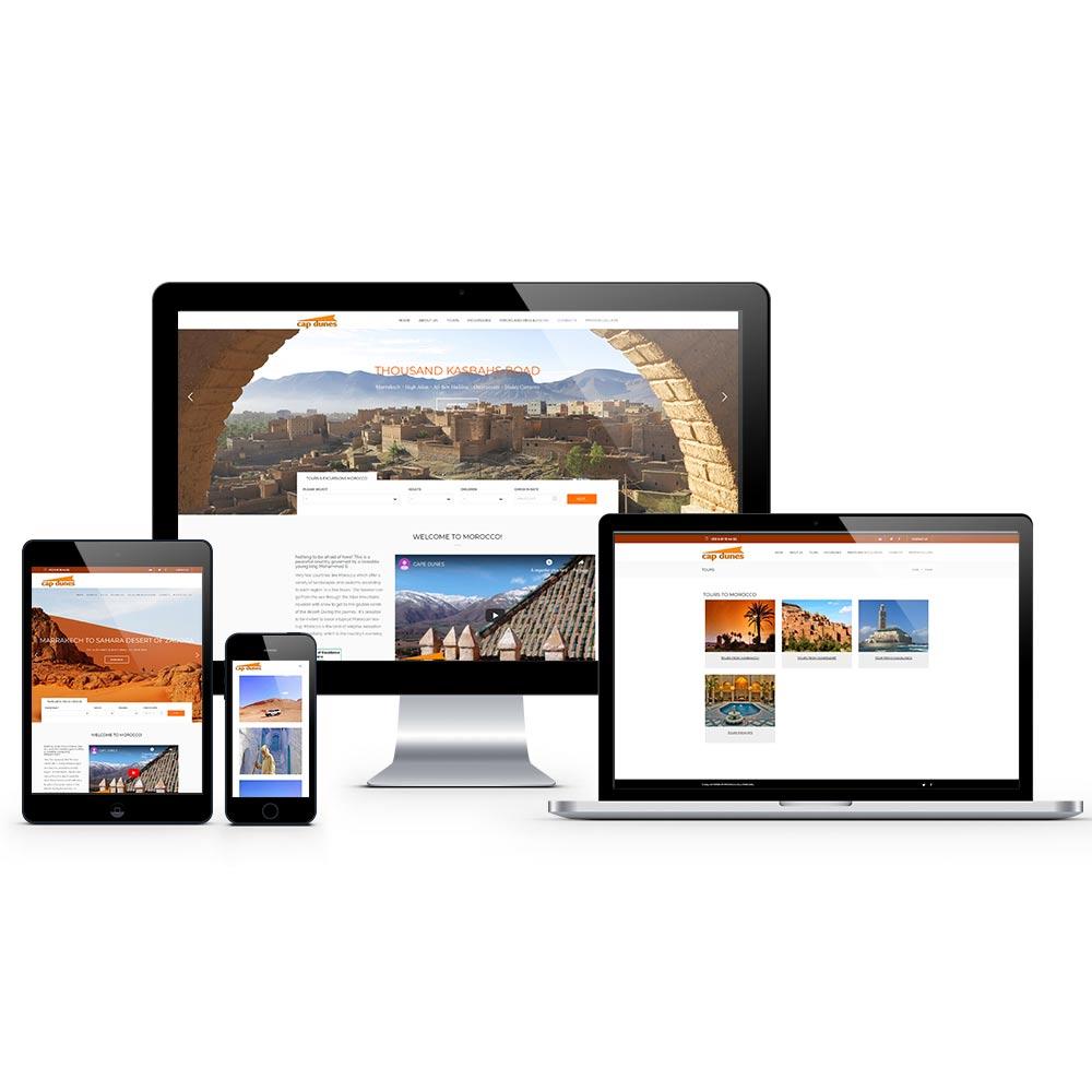 capdunes webdesign